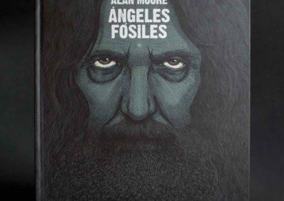 Ángeles Fósiles de Alan Moore / Fotografía