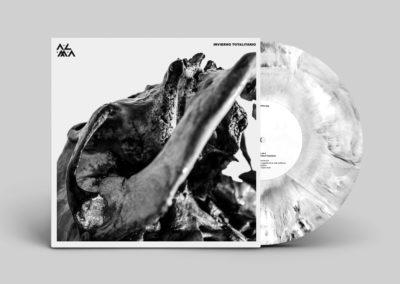 A·L·M·A / LP & CD artwork
