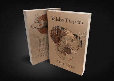Ilustraciones, diseño y maquetación de libros