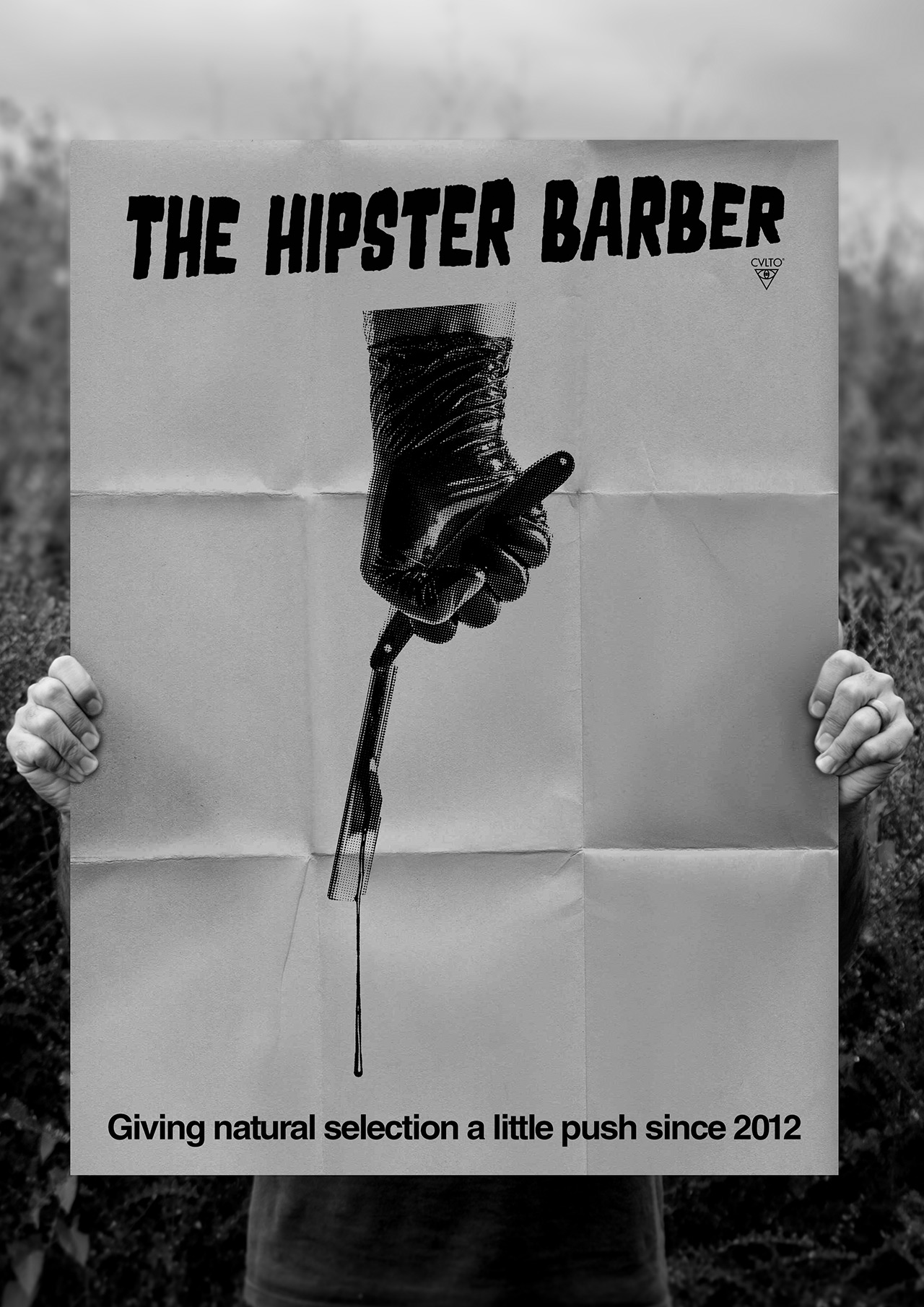 The Hipster Barber