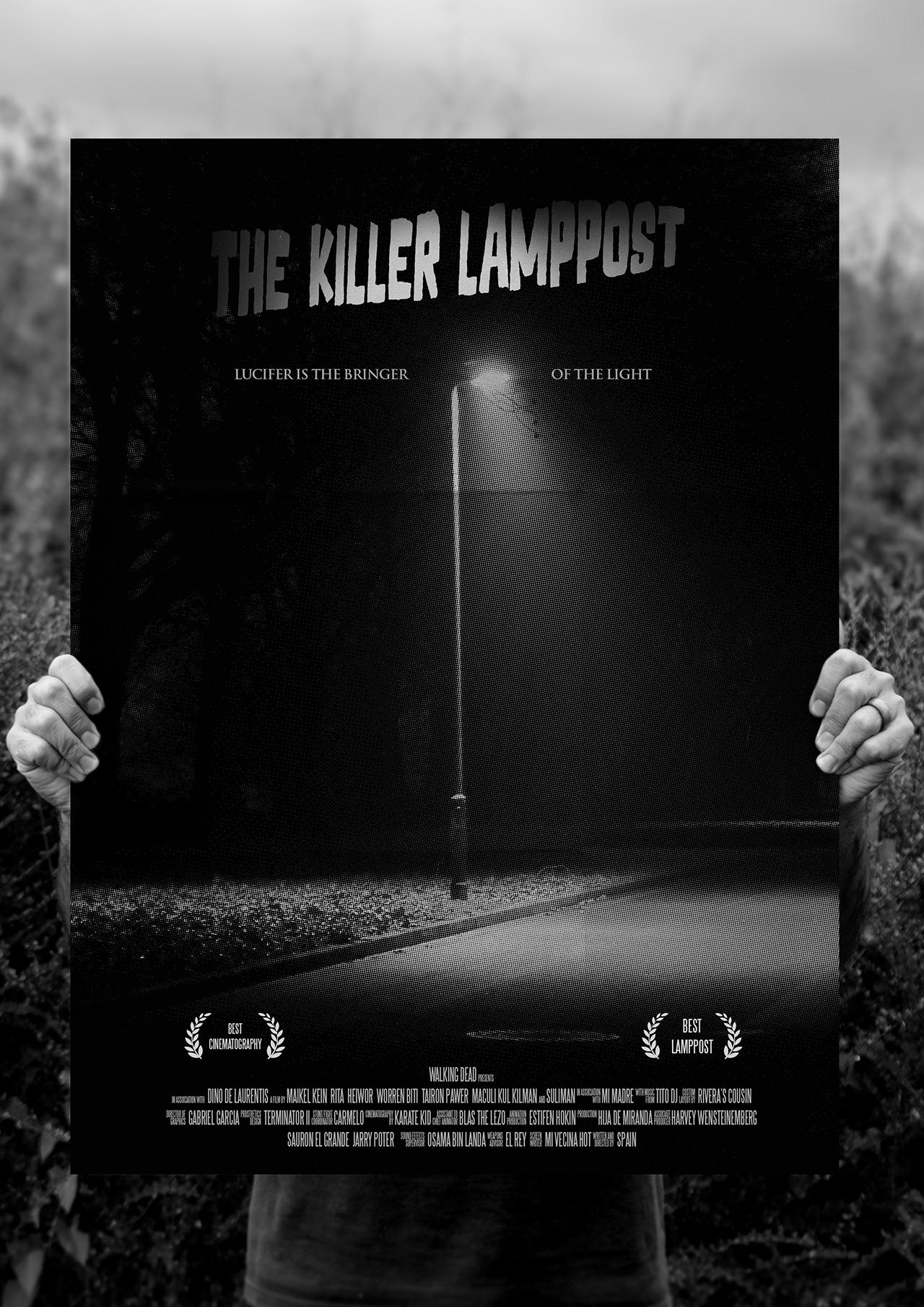 The Killer Lamppost