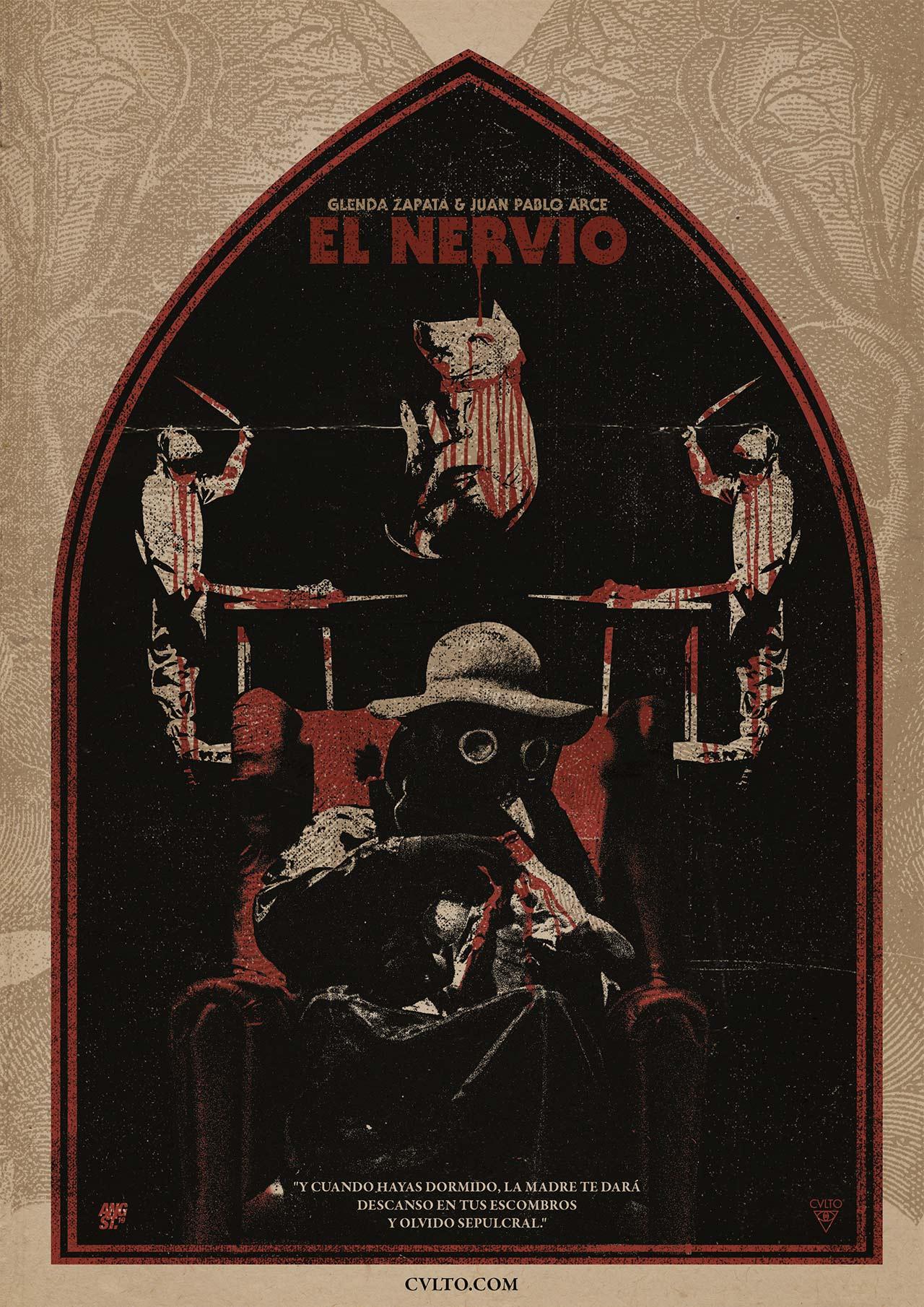 Glenda Zapata Y Juan Pablo Arce / El Nervio
