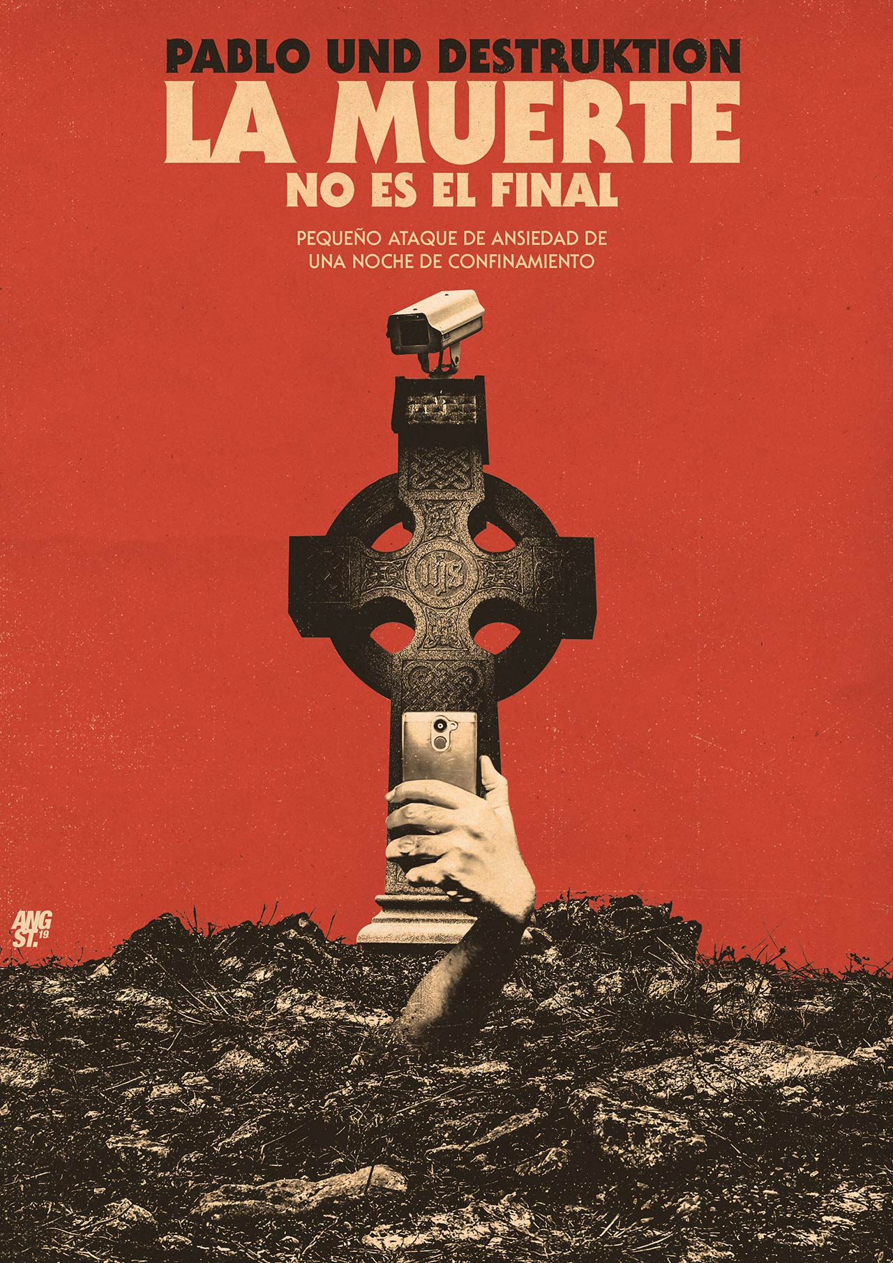 Pablo Und Destruktion / La Muerte no es el final