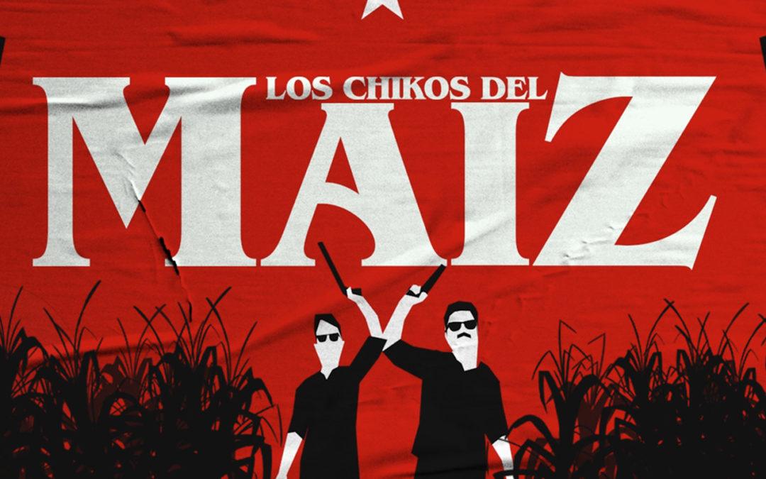"Los chikos del Maíz / Videolyric teaser ""David Simon"""