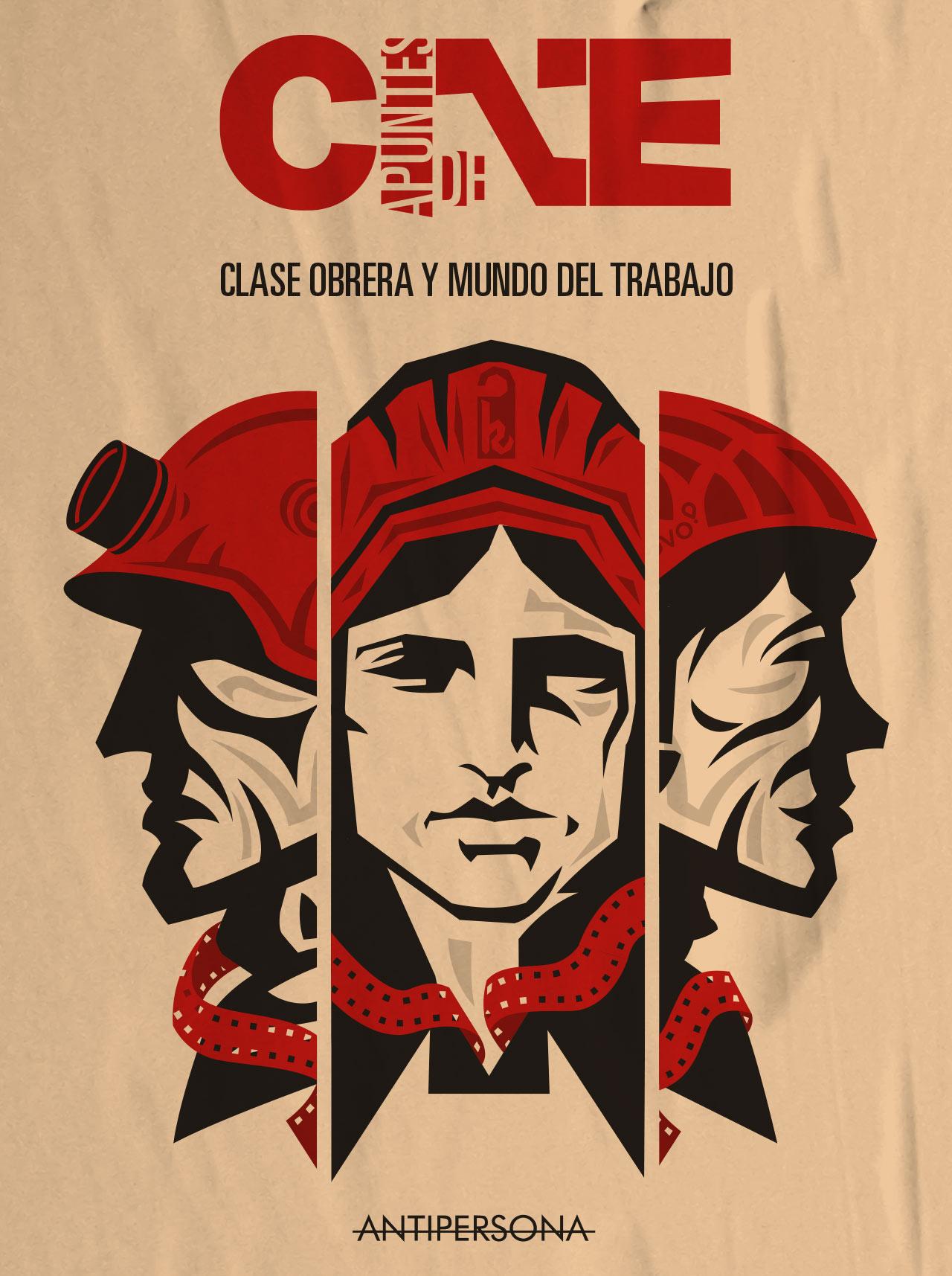 Editorial ANTIPERSONA / Colección Apuntes de Cine