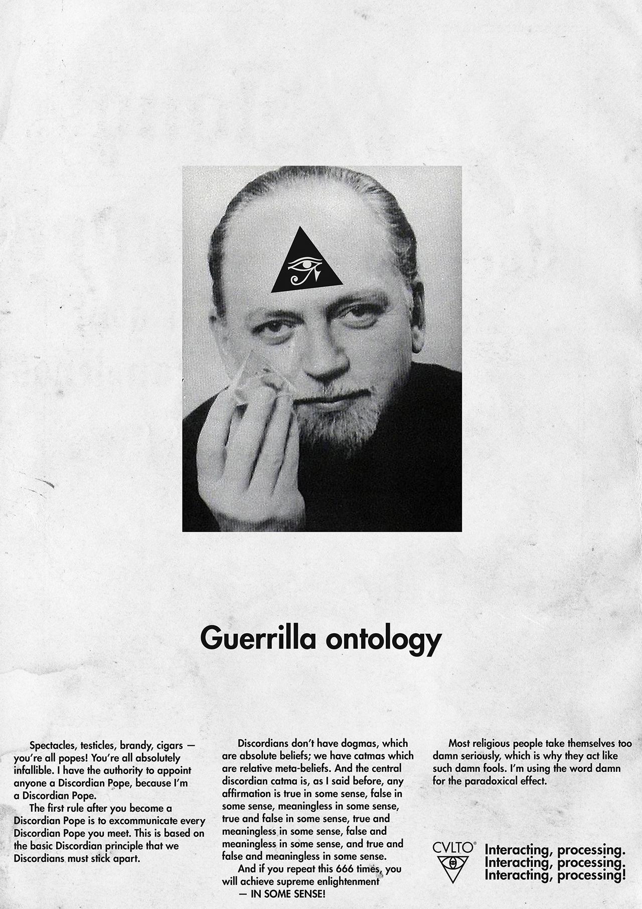 Guerrilla Ontology (3)